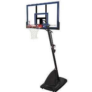 Spalding Portable Basketball System – 50″ Backboard