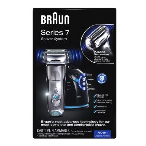 Braun Shaver System For Men.