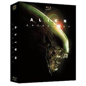 Alien Anthology on Blue-ray
