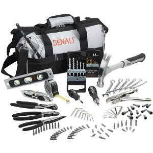 Denali 115 Piece Tool Kit