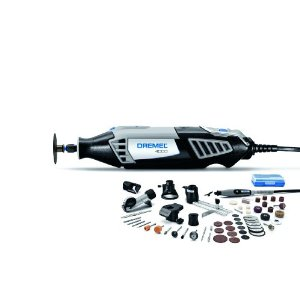The Dremel 4000-6/50 High-Performance Rotary Tool Kit