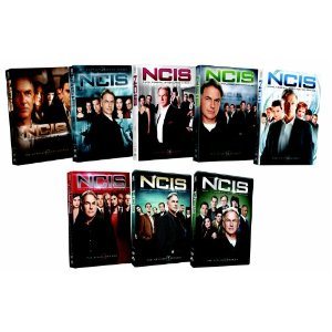 NCIS: Seasons 1-8 DVD Box Set