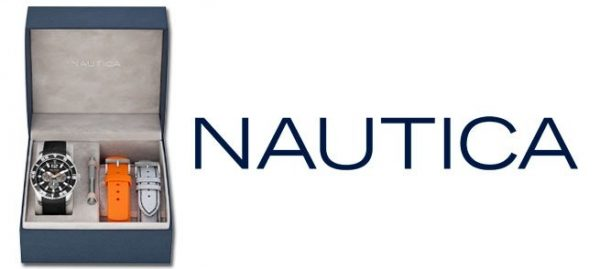 Nautica Mens Watch Set