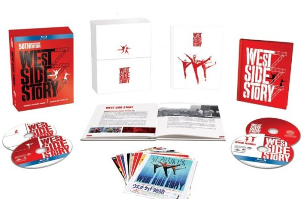 West Side Story: 50th Anniversary Edition Box Set