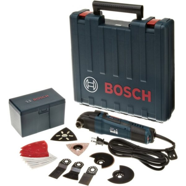 Bosch 120 Volt – 33 Piece Oscillating Tool Kit