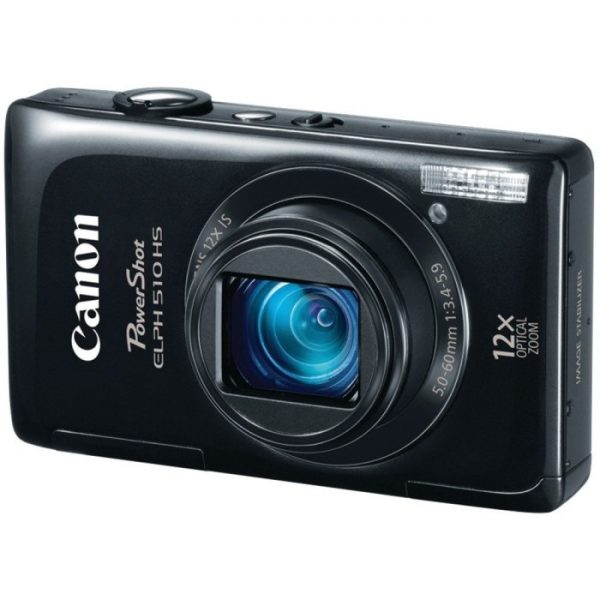 Canon PowerShot ELPH 510 HS Digital Camera