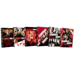 Criminal Minds Season 1 - 6