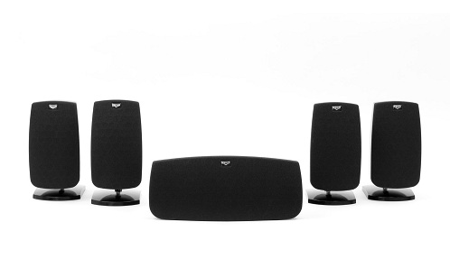 Klipsch Quintet 5.0 Home Theater Speaker System