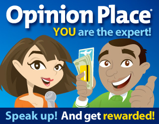 Opinion Place Rewards Program