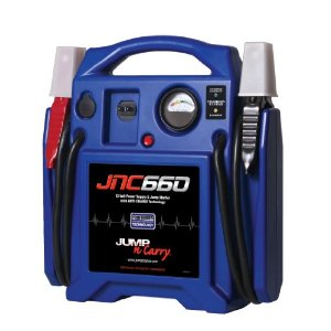 Clore Automotive Jump-N-Carry Vehicle Jump Starter