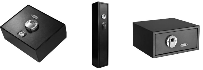 All Barska Biometric Safes