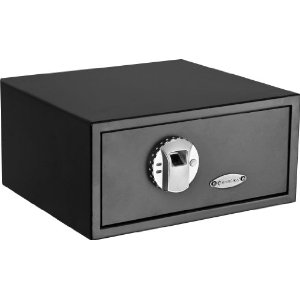 Front Open Biomentric Safe