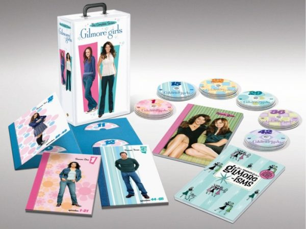 Gilmore Girls the Complete Series on DVD