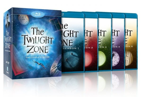 The Twilight Zone Box Set