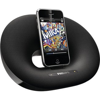 Philips Fidelio Docking Speaker for iPod and iPhone