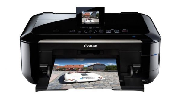 Canon PIXMA MG6220 Wireless Inkjet Photo All-In-One Printer - Front