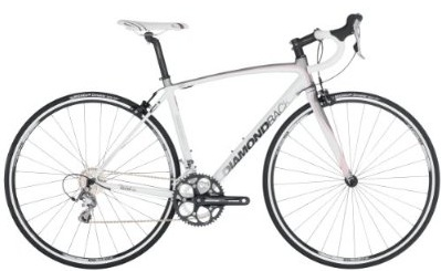Diamondback Women 2012 Airén 2 Road Bike Grey