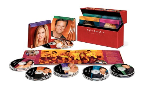 Friends: The Complete Series Collection DVD Set