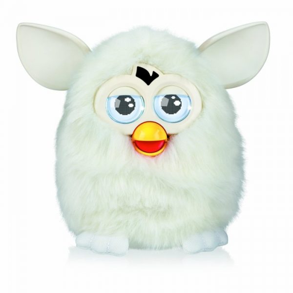 Furby White 2012