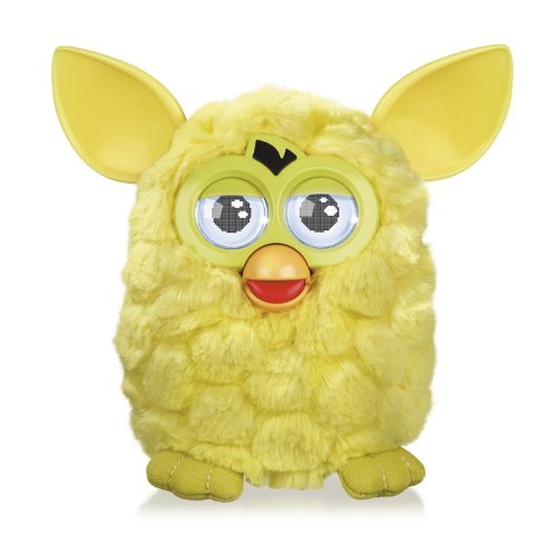 Furby Yellow 2012