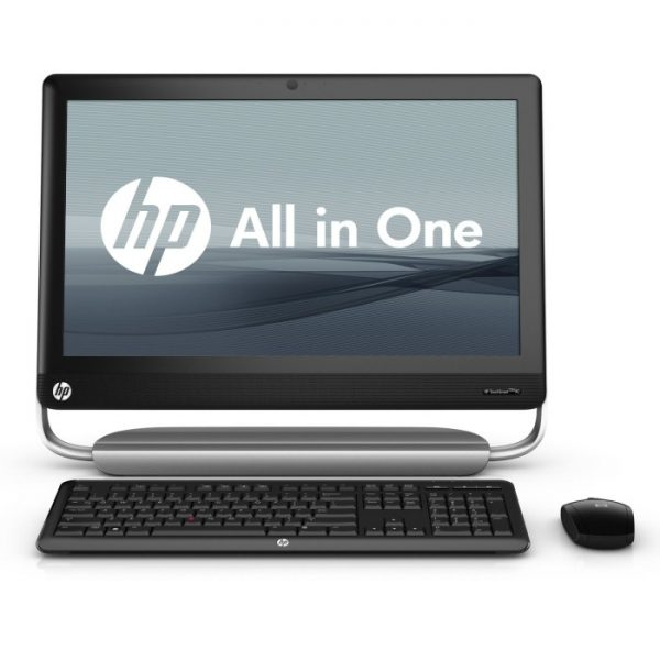 HP TouchSmart 320-1050 Desktop PC