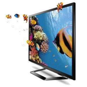 LG 32-Inch Cinema 3D 1080p 120Hz LED-LCD HDTV