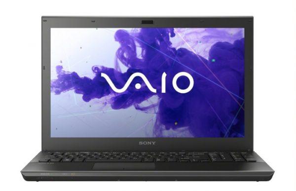 Sony VAIO SE1 Series VPCSE13FX B 15.5 Inch Laptop