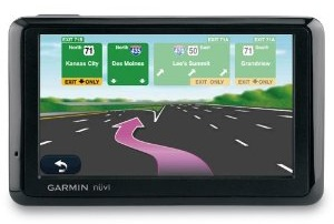 Garmin nuvi 1390LMT 4.3-Inch Portable Bluetooth GPS Navigator with Lifetime Map & Traffic Updates
