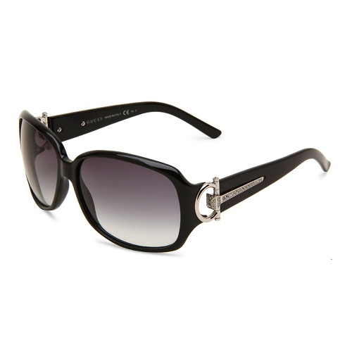 Gucci Women's Rectangular Sunglasses