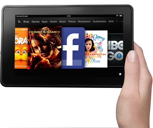 New Amazon Kindle Fire Wi-Fi