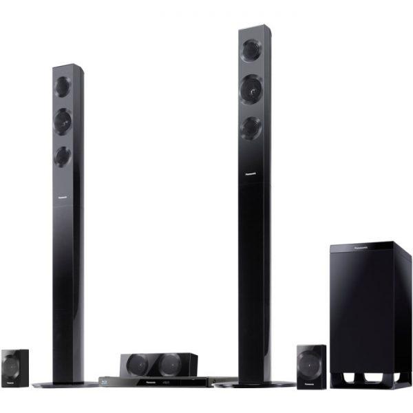 Panasonic SC-BTT490 3D Blu-Ray Disc 5.1 Surround Sound Home Theater System