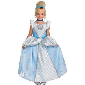 Storybook Cinderella Halloween Costume