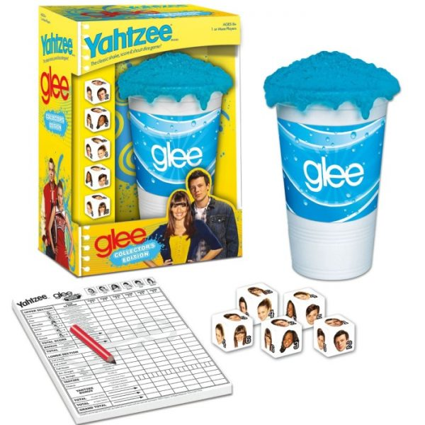 Glee Yahtzee Game