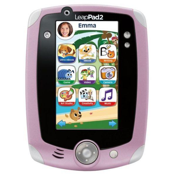 LeapFrog LeapPad2 Pink