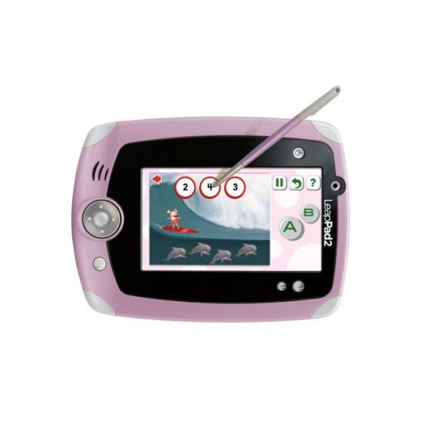 LeapPad LeapFrog 2 Pink Game