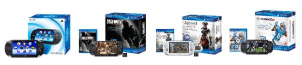 PlayStation Vita Bundles