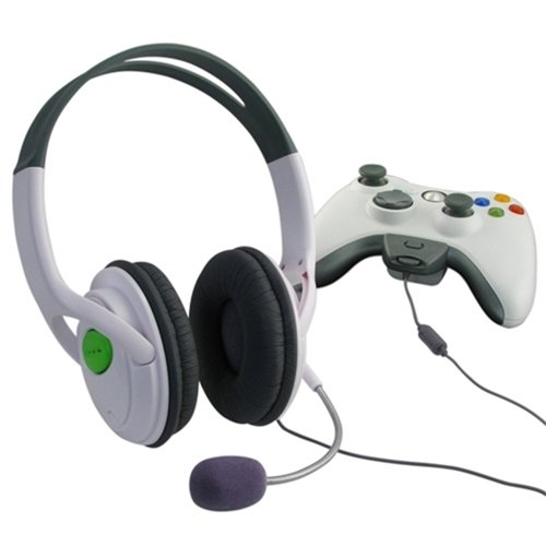 XBOX 360 Headphones with Mic