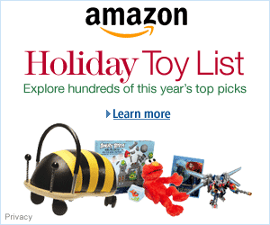 Amazon Holiday Toy List Deals