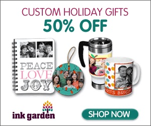 Custom Holiday Gifts Custom Holiday Gifts   50% OFF