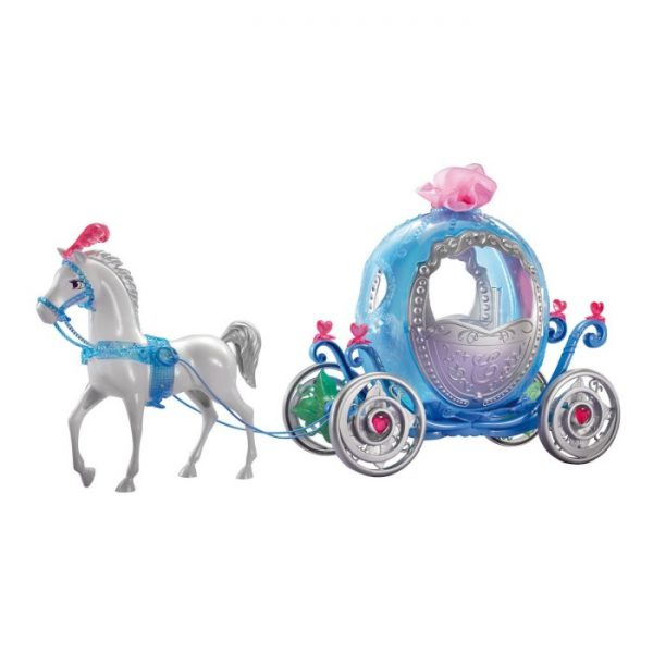 Disney Princess Cinderella Transforming Pumpkin Carriage