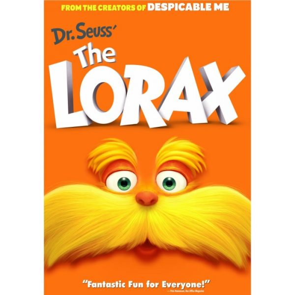 Dr. Suess' The Lorax DVD