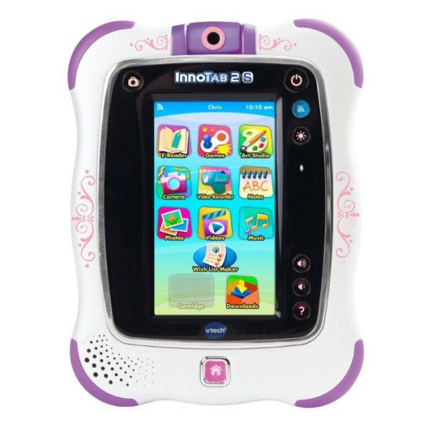 VTech InnoTab 2S Wi-Fi Learning App Tablet- Pink