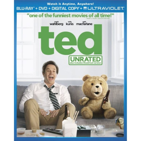Ted the movie - Unrated