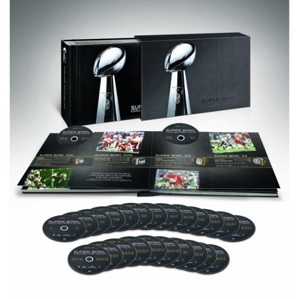 NFL Super Bowl Collection I-XLVI Box Set