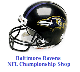 Baltimore Ravens NFL Championship Shop