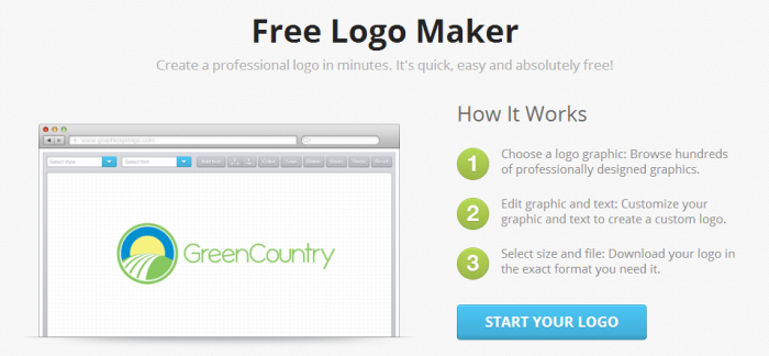 Graphic Springs Free Logo Maker