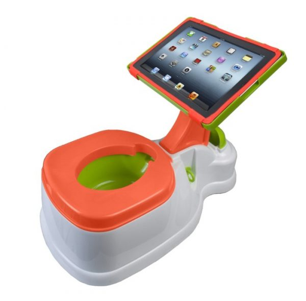 Apple iPotty Activity seat for kids
