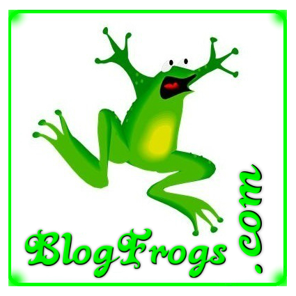 Win ad space at BlogFrogs.com