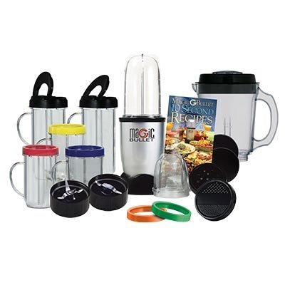 Magic Bullet 26 Piece Set, Kit