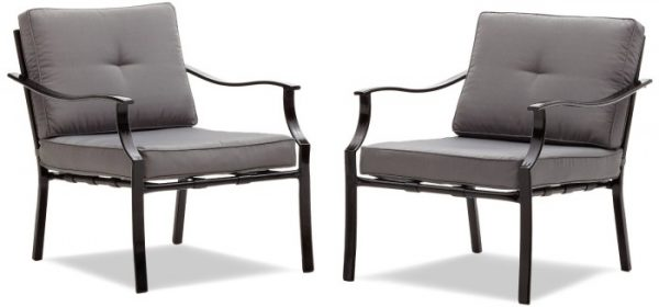Strathwood Patio Chairs